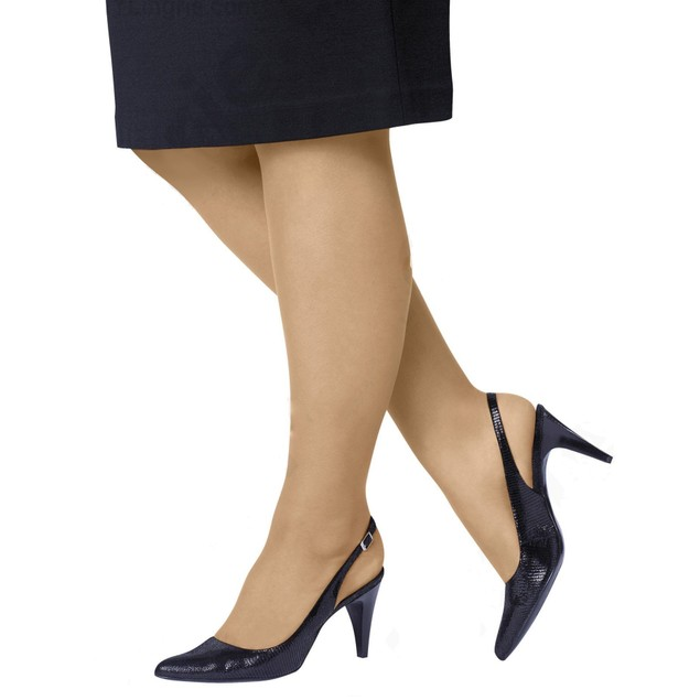 4-Pack Just My Size Control Top Reinforced Toe Pantyhose