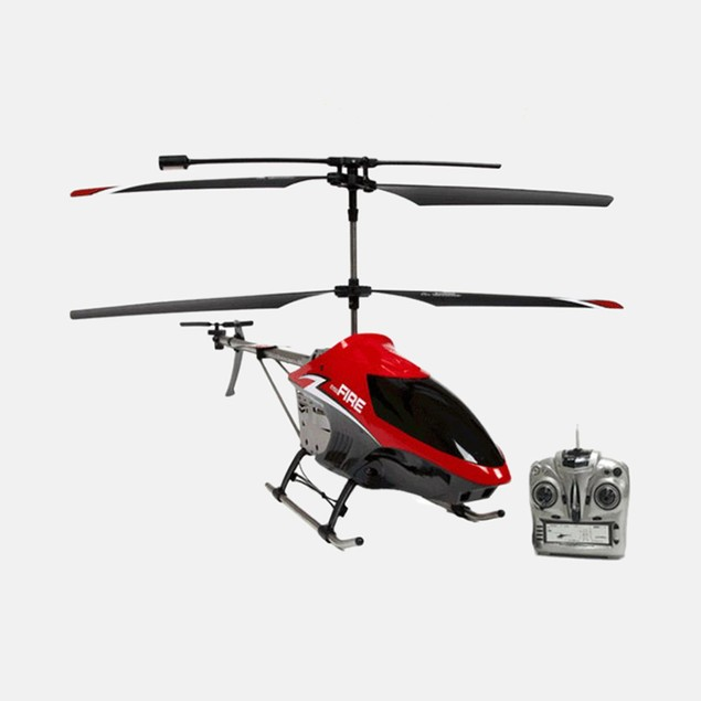 Metal Digi Scout Camera 3.5CH Huge RC Helicopter