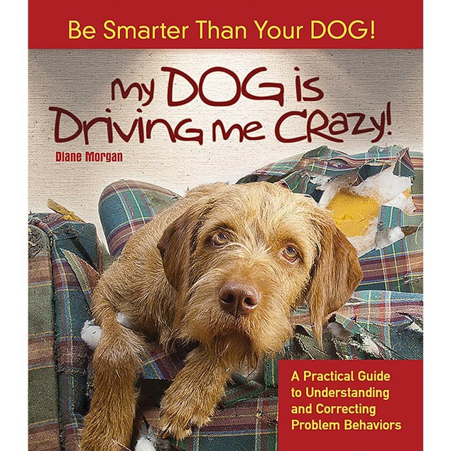 My Dog Is Driving Me Crazy Book, Assorted Dogs by TFH Publications