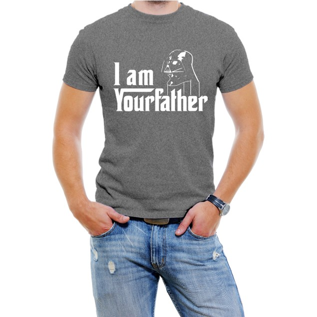 """""""I Am Your Father"""" Funny Men T-Shirt"""