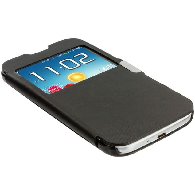 Samsung Galaxy S4 Slim Wallet Magnetic Flip Case Cover