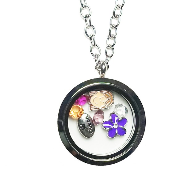 My Queen Magnetic Locket