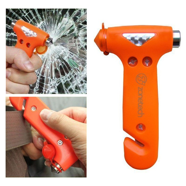 2-Pack Zone Tech Emergency Escape Tool