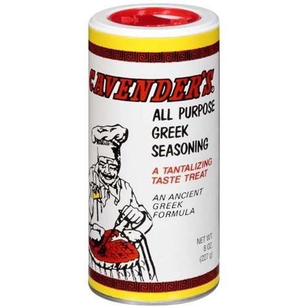 Cavender's All Purpose Greek Seasoning 3.25oz Bottle