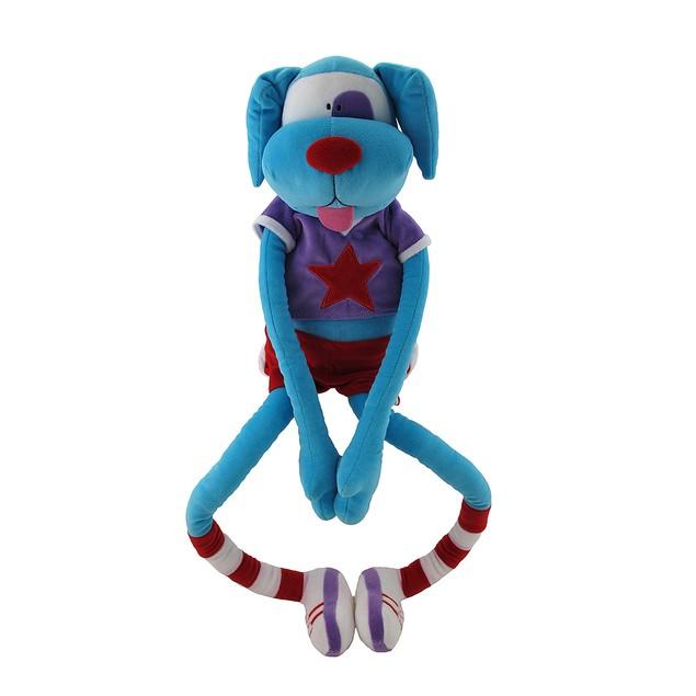 Happy House Long Limbs Bluey Plush Puppy Dog Plush Animal Toys