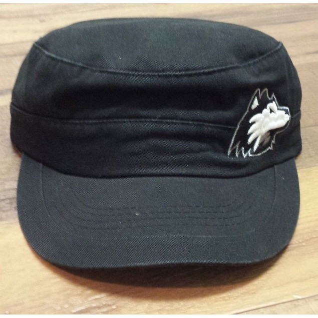 """Northern Illinois Huskies NCAA TOW """"Fidel"""" Black Adjustable Hat"""