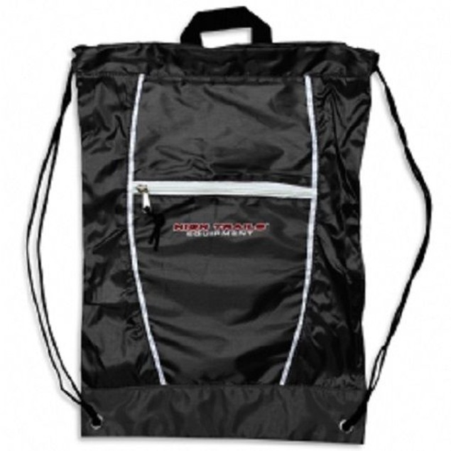 High Trails Solid Color Drawstring Bag