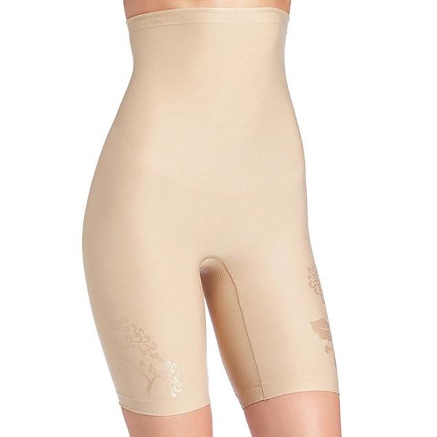 2-Pack Bali Comfort-Shape High-Waist Thigh Slimmer (M-2X)
