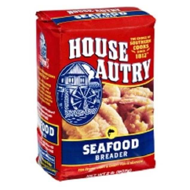 House Autry Seafood Breader
