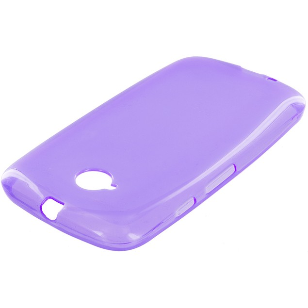 Motorola Moto E LTE 2nd Generation TPU Rubber Case Cover