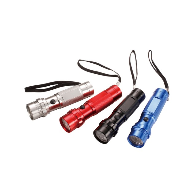 14 LED Flashlight - Available In Four Colors!