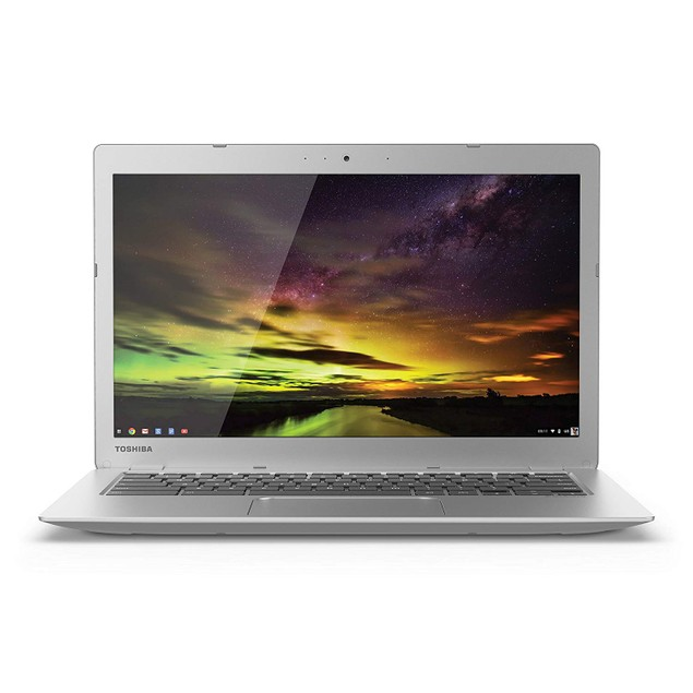 Toshiba CB35-B3330 13.3 Inch Chromebook (Intel Celeron, 2GB, 16GB SSD,)