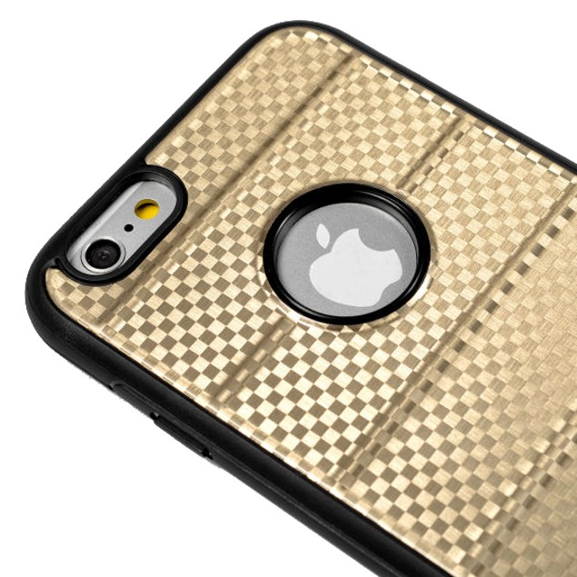 Protective Tough Case & Tempered Glass Protector