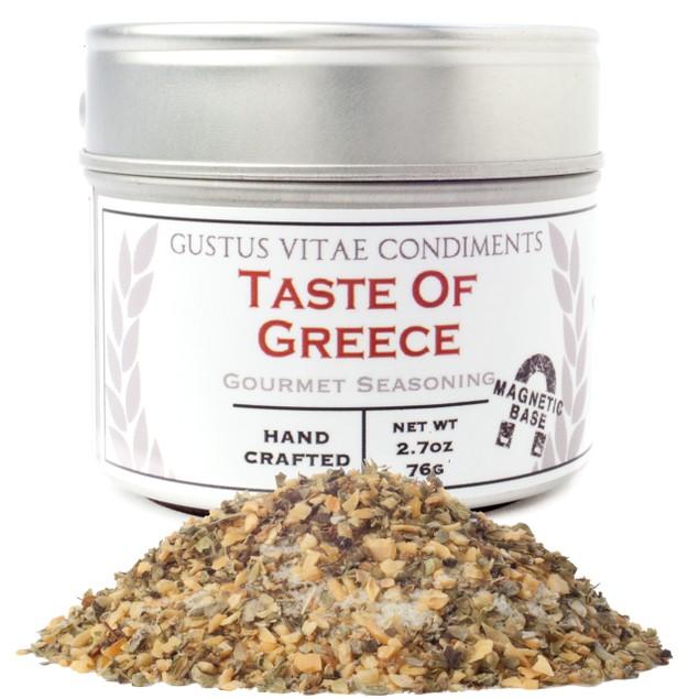 Taste of Greece Gourmet Seasoning