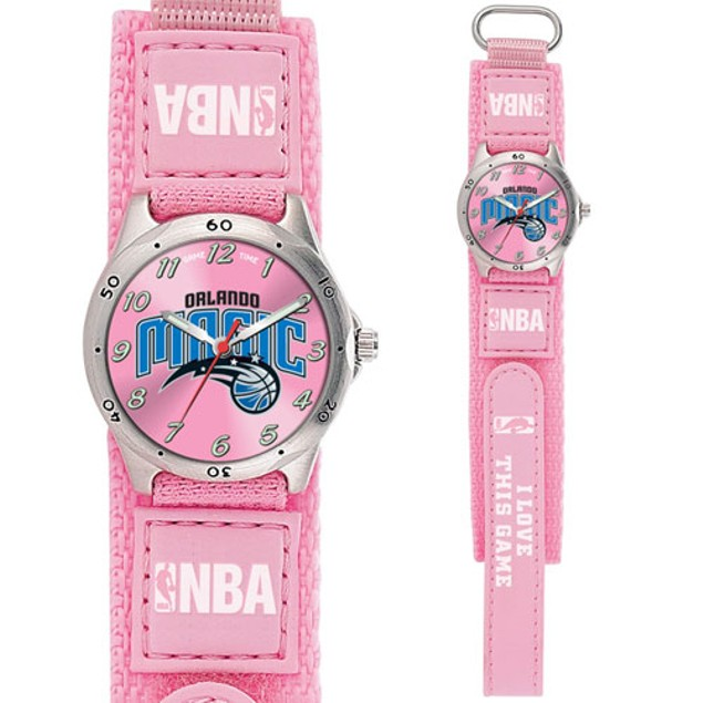 Orlando Magic Girls NBA Watch