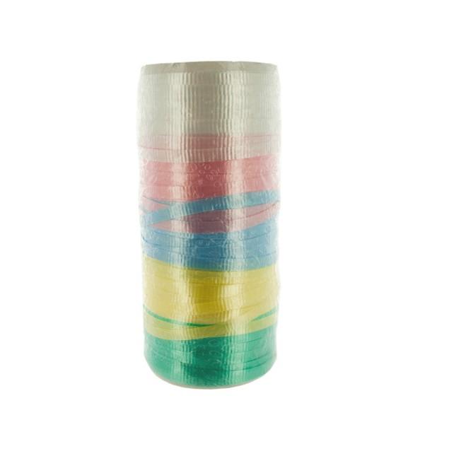 Five Color Curling Ribbon