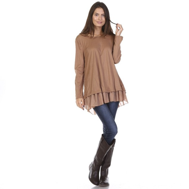 Oversized Bow Sweater - 4 Colors