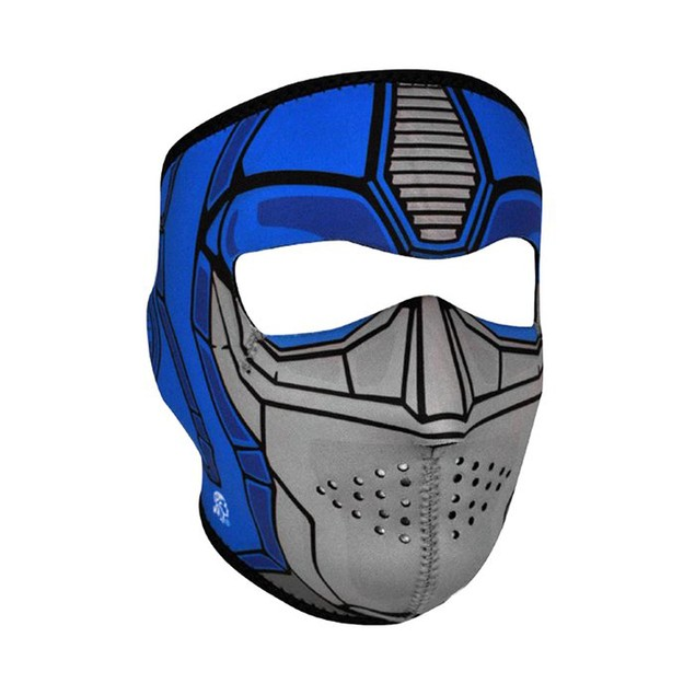 Neoprene Guardian Full Face Mask