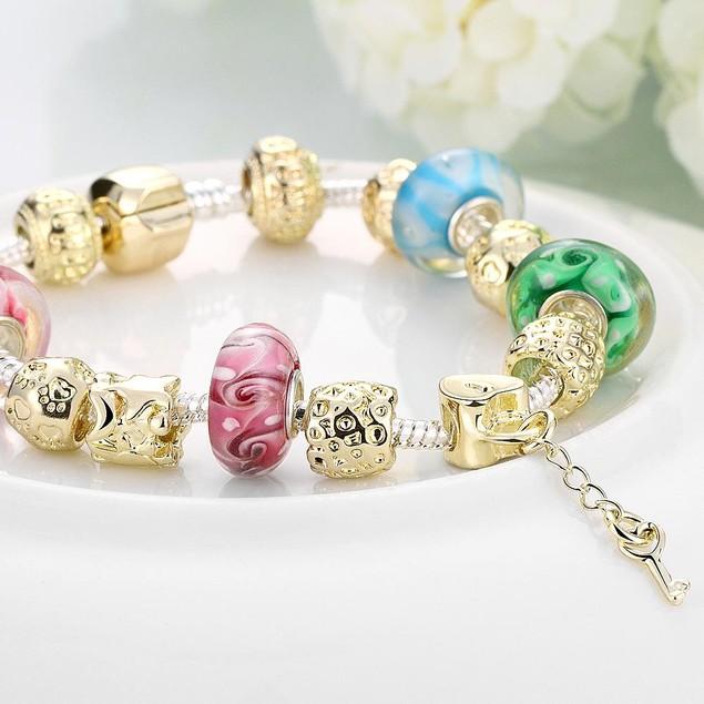 My True Love Designer Inspired Bracelet