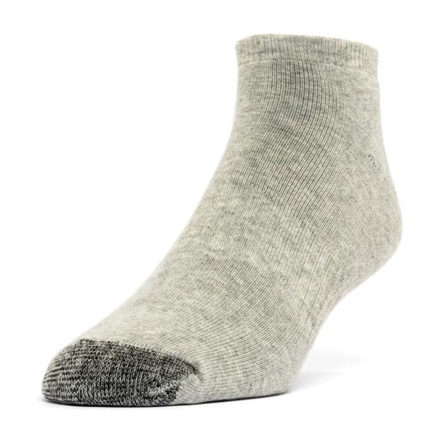 Galiva Men's Cotton Extra Soft Ankle Cushion Socks - 3 Pairs