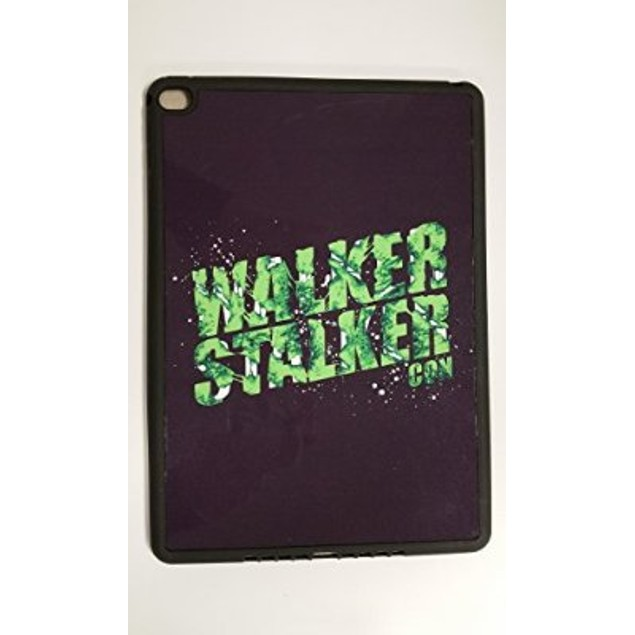 iPad Air 2 Hard Shell Case with Walker Stalker Con Logo