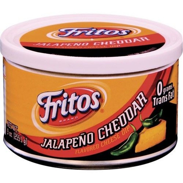 Fritos Jalapeno Cheddar Dip 9 oz