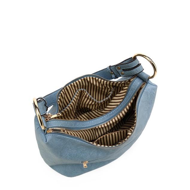 MKF Collection Hadeya Hobo Bag by Mia K. Farrow