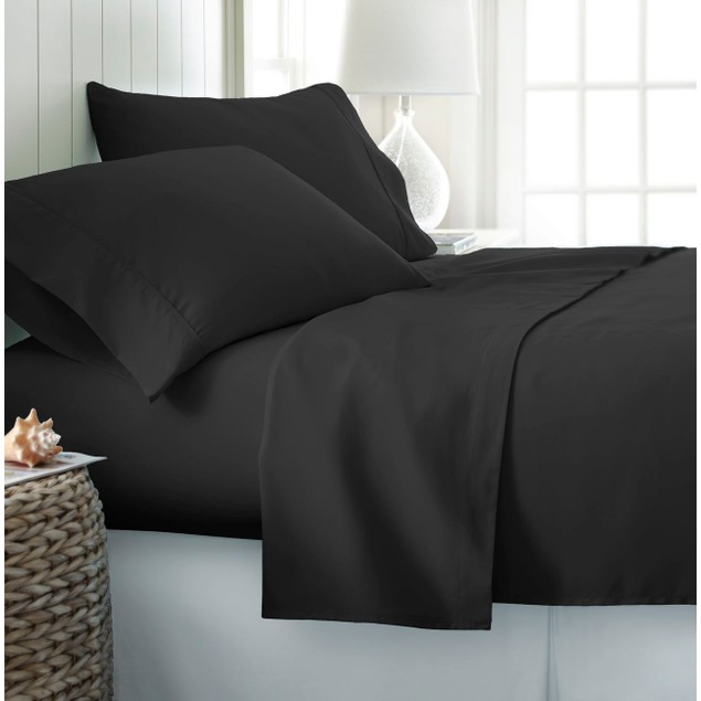 Home Collection Deep Pocket 100% Soft Brushed Microfiber Bedsheets