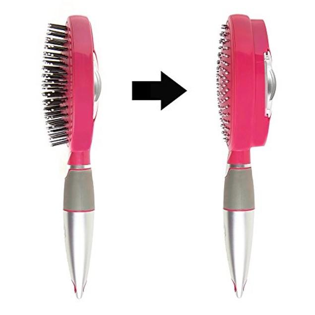 Pro Salon Self-Cleaning Hair Brush