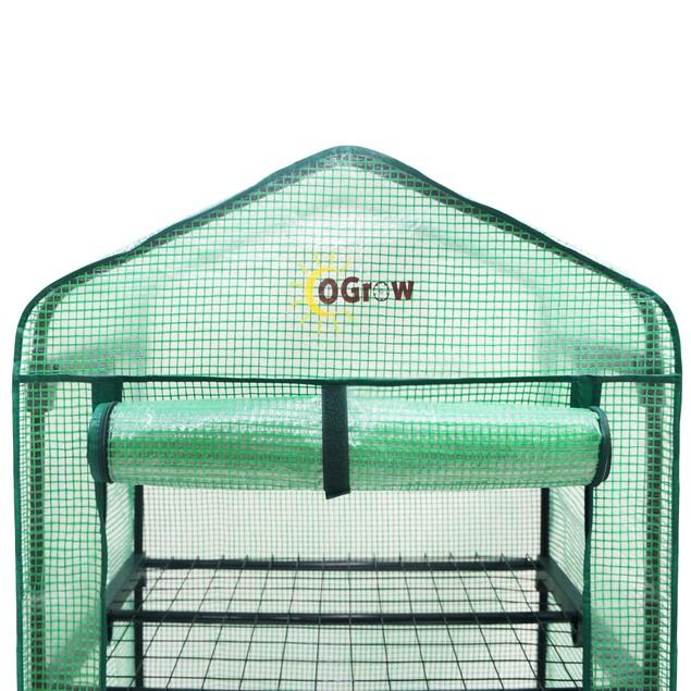 Ogrow Ultra-Deluxe 5 Tier Portable Gardenhouse