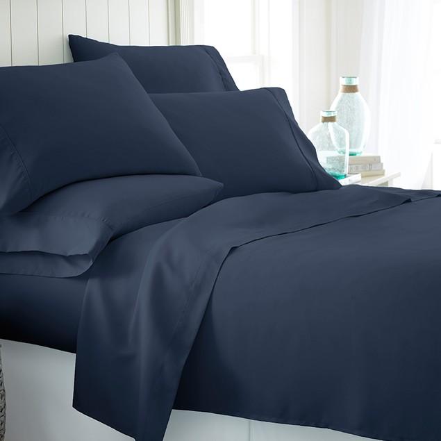 6 Piece: Becky Cameron Egyptian Comfort Sheet Set
