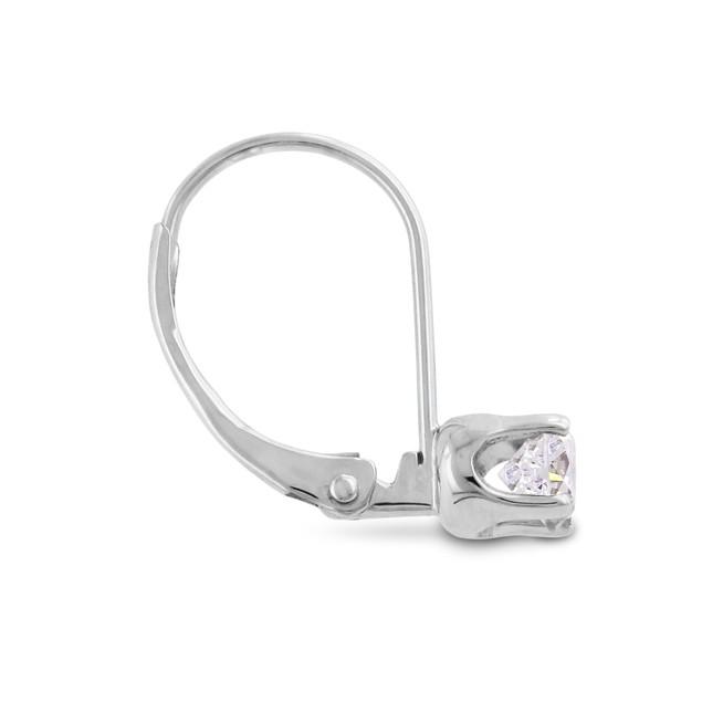 Diamond Drop Earrings 1/4cttw