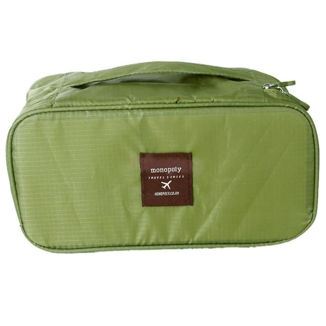 Undergarment and Toiletry Organizer Bag