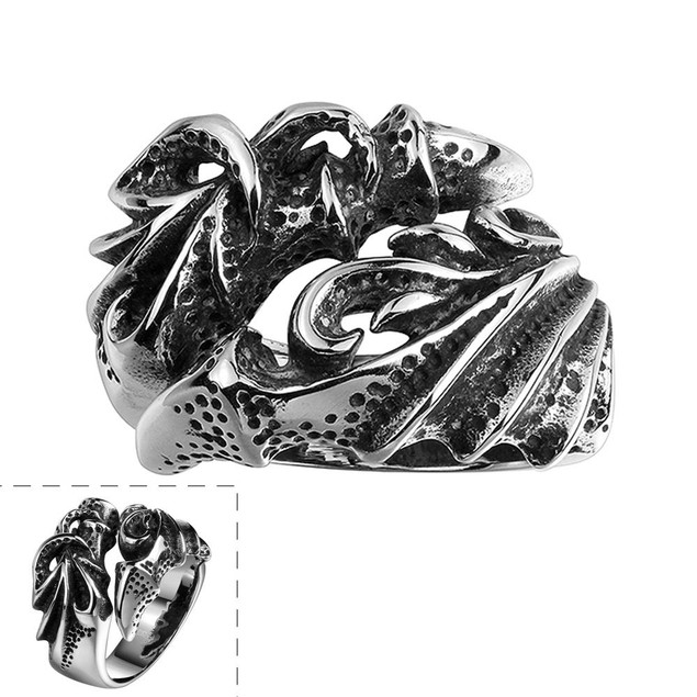 The Colorado Rockies Stainless Steel Ring