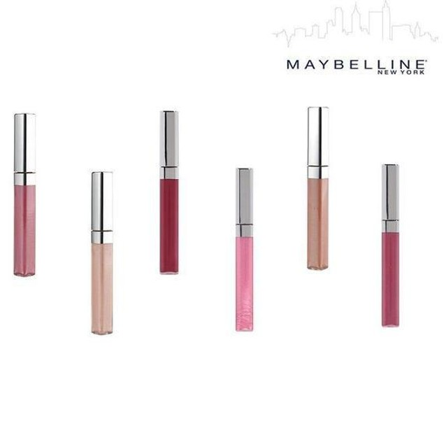 6-Pack Maybelline New York Colorsensational Lip Gloss, 0.23 Fluid Ounce