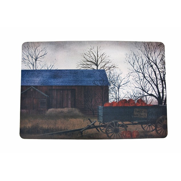 `Harvest Time` Printed Rubberized Comfort Mat 20 X Floor Comfort Mats