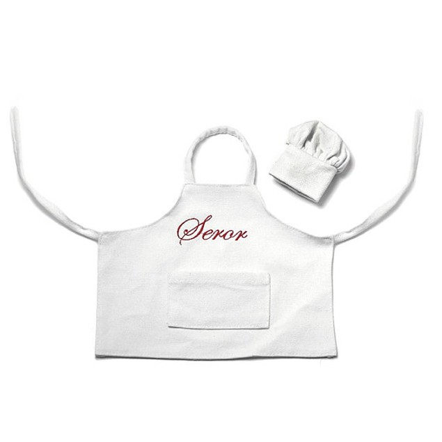 Personalized Wine Bottle Cover Apron