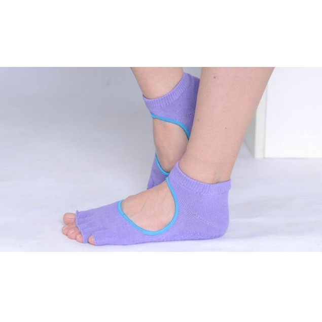 2-Pack Yoga Socks