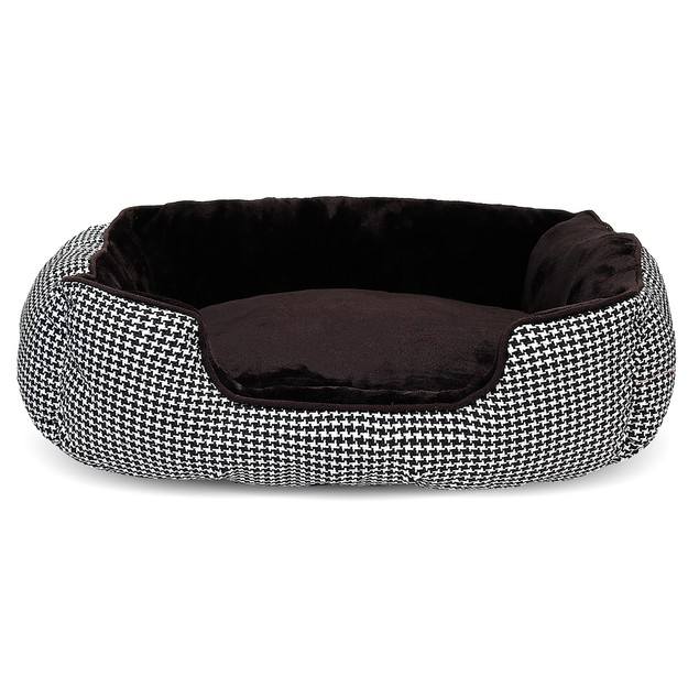 "Deluxe Ultra-Soft 18"" x 22"" Pooch Pen Pet Bed"