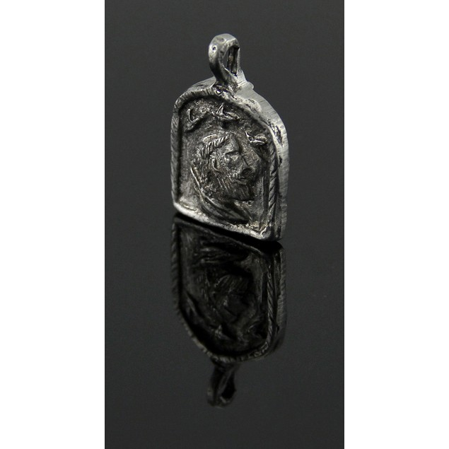 St. Francis Patron Of Animals With Birds Lead Free Individual Pendants