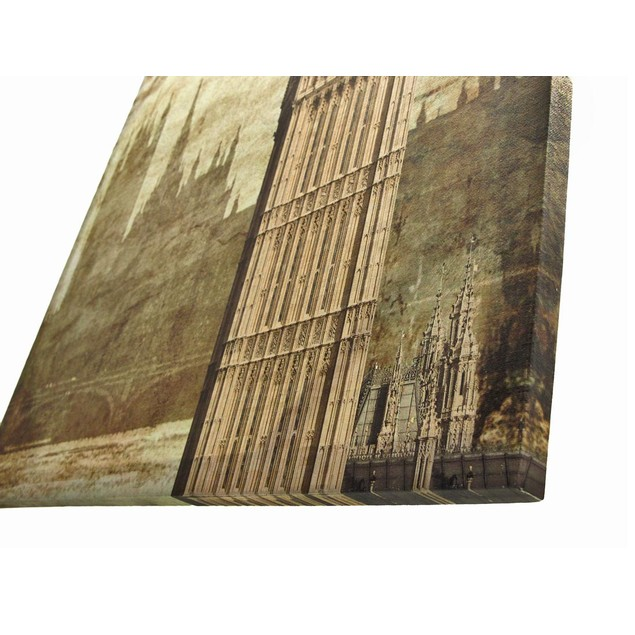 London Houses Of Parliament And Big Ben Printed Prints