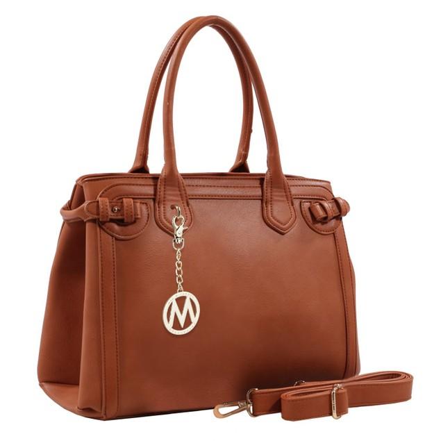 MKF Skylar Satchel Bag by Mia K. Farrow