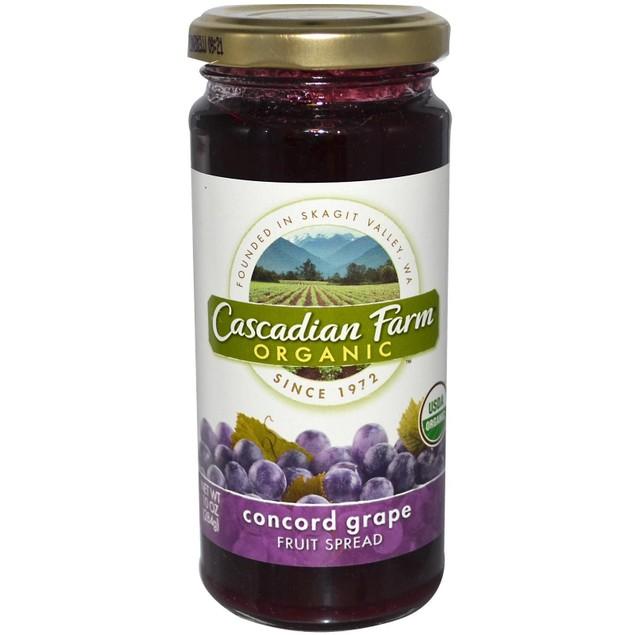 Cascadian Farm Organic Concord Grape Spread