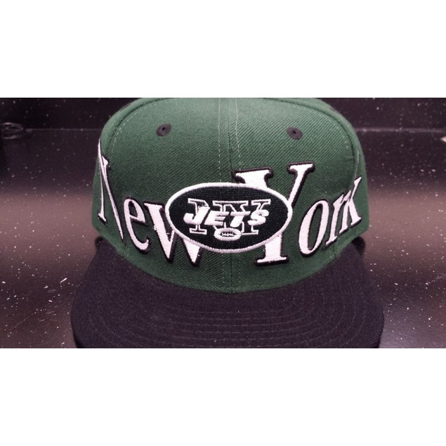 "New York Jets NFL Reebok ""Long Snap"" Snapback Hat"