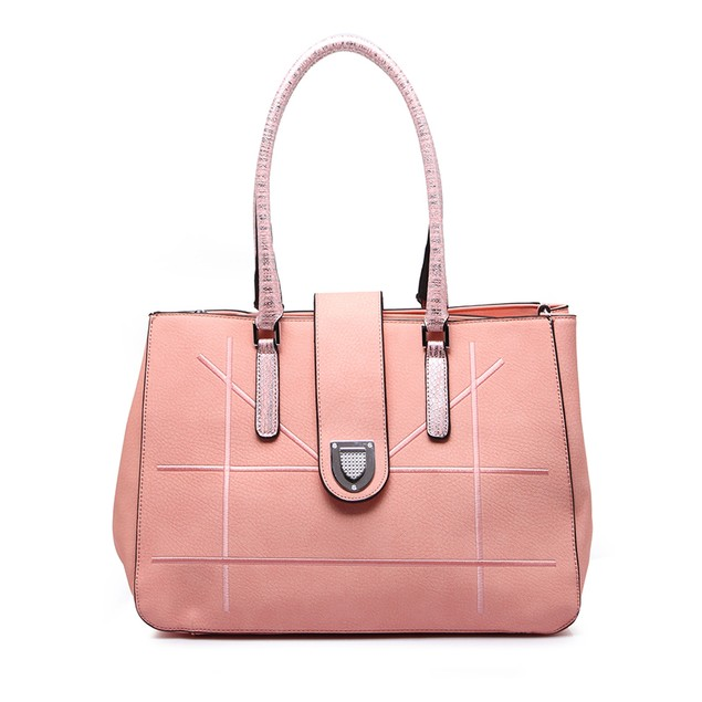 MKF Collection Caldera Designer Satchel by Mia K Farrow