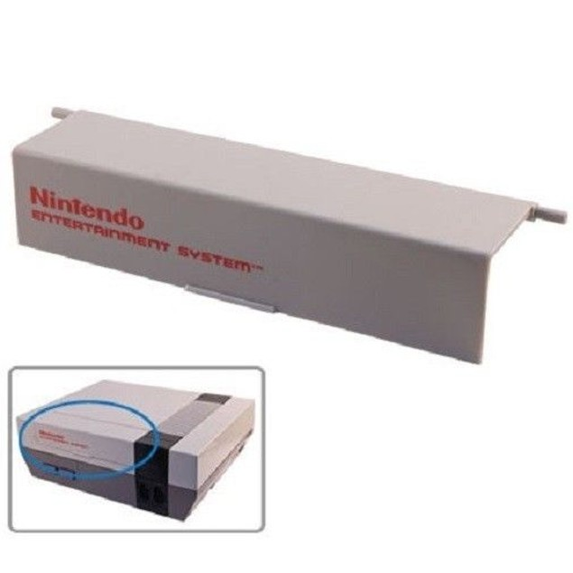 Nintendo NES Flip Top Replacement Door-NES System Repair Part