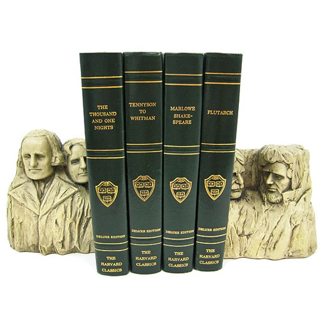 Historical Wonders Mount Rushmore Bookends Decorative Bookends