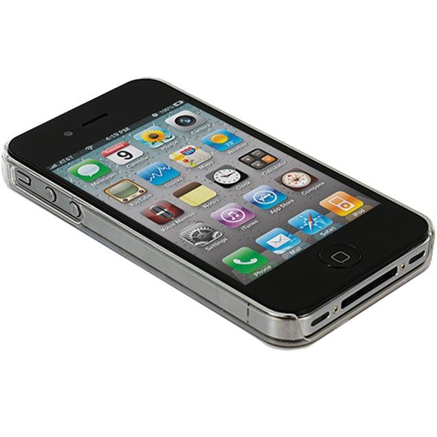 Apple iPhone 4 Glitter Case Cover
