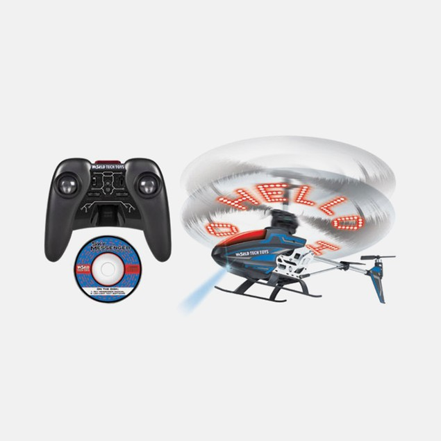 Sky Messenger 3.5CH RC Helicopter