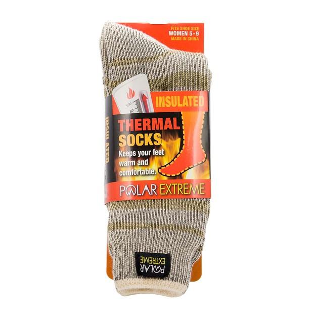 4-Pack Women's Polar Extreme Thermal Socks